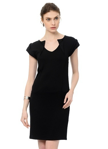 Beymen Business Elbise Siyah